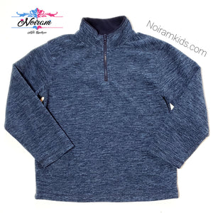 Gymboree Boys Blue Pullover Sweater Used View 1