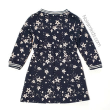 Load image into Gallery viewer, Gymboree Toddler Girls Star Print Sweater Dress Used View 2