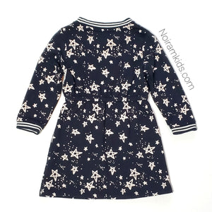 Gymboree Toddler Girls Star Print Sweater Dress Used View 2