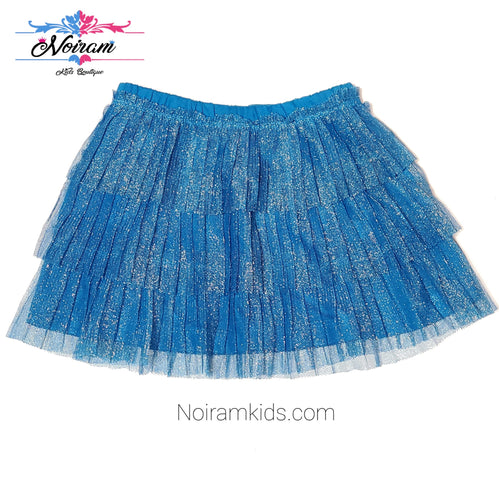 Hanna Andersson Teal Girls Tutu Skirt 2T NWT View 1