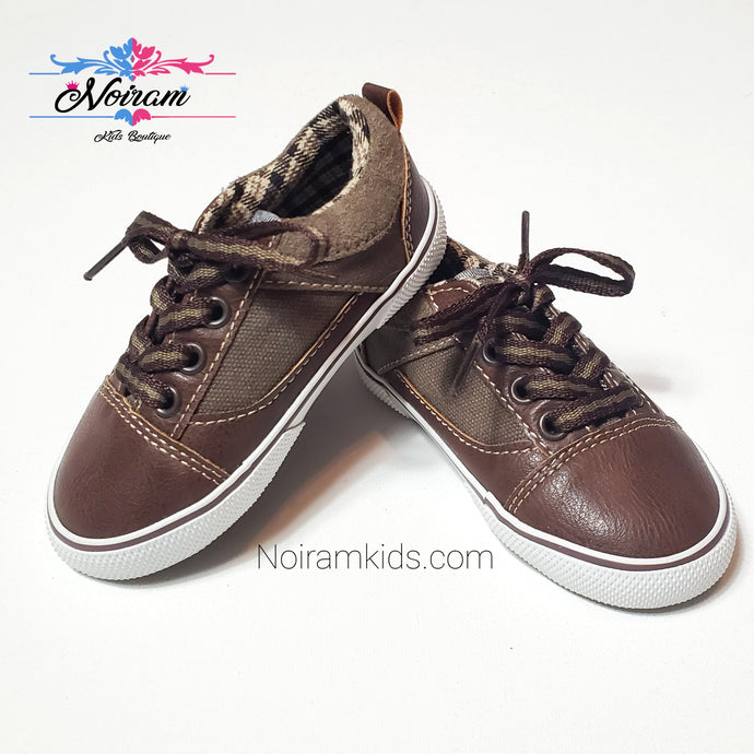 Koala Kids Boys Brown Casual Shoes Size 6 Used View 1