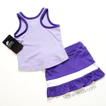 Load image into Gallery viewer, NWT Nike Baby Girls Two Piece Skort Set View 3