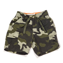 Load image into Gallery viewer, Old Navy Boys Camo Shorts 12M Used View 1