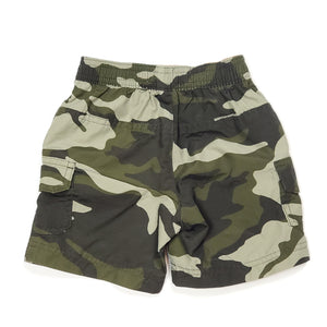 Old Navy Boys Camo Shorts 12M Used View 2