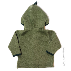 Old Navy Dino Baby Boy Hoodie Used View 3
