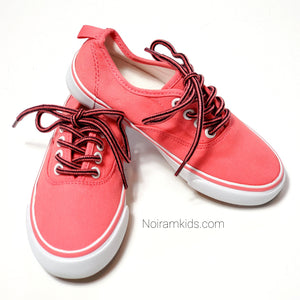 Old Navy Pink Girls Sneakers Size 11 Used View 2