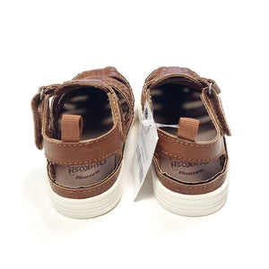 Oshkosh Boys Brown Sandals Size 7 NWT View 4
