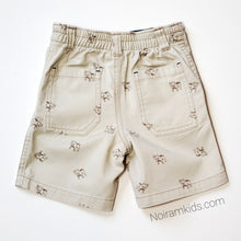 Load image into Gallery viewer, Genuine Kids Oshkosh Bulldog Print Shorts 18M Used View 2