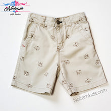 Load image into Gallery viewer, Genuine Kids Oshkosh Bulldog Print Shorts 18M Used