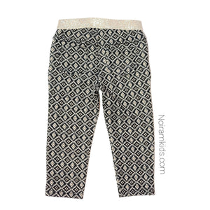 Genuine Kids Oshkosh Patterned Girls Pants 18M Used View 2