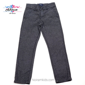 Childrens Place Grey Boys Pants Size 8 Used View 1