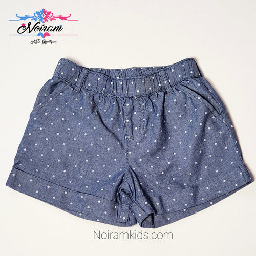 Gymboree Polka Dot Girls Shorts Size 7 Used View 1