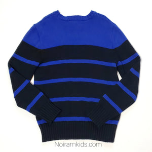 Polo Ralph Lauren Blue Boys Sweater Size 8 Used View 2
