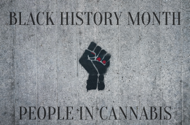 Black History Month People In Cannabis