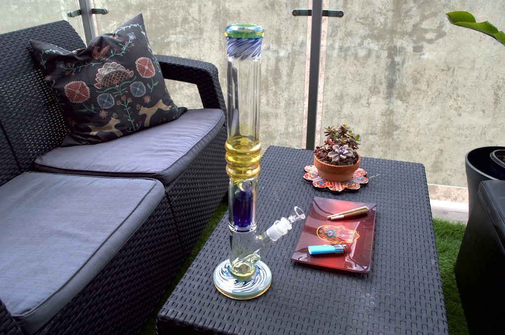 best straight tube bongs