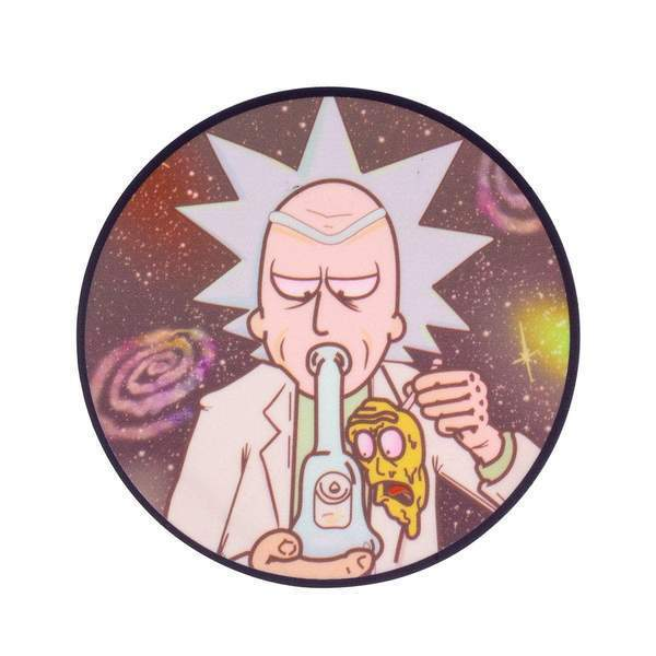 silicone bongs rick and morty