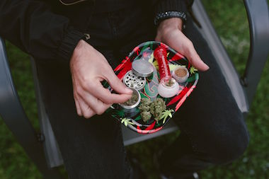 Must Have Rolling Tray and Grinder Sets
