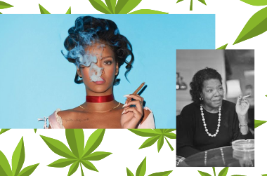 Female Celebrity Stoners List
