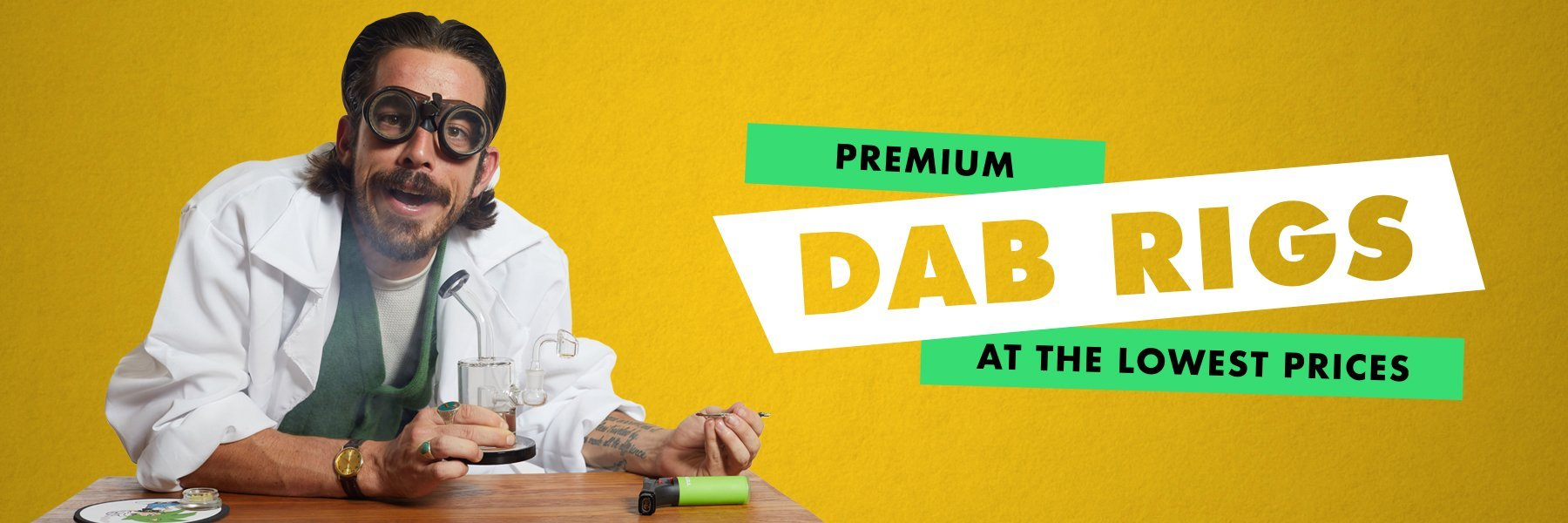 Premium dab rigs at the lowest prices