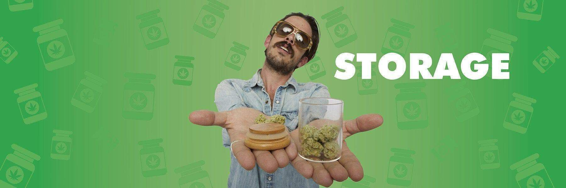 Stash Containers - Herb Containers & Silicone Containers for Storage