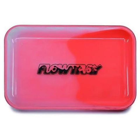 flowtray fluorescent rolling tray