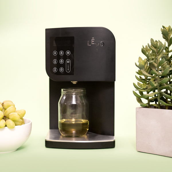 LEVO infuser making cannaoil