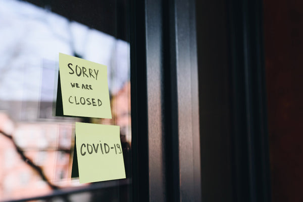 Business closed from COVID-19