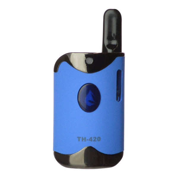 Leaf Buddi TH 420 Vape Kit blue