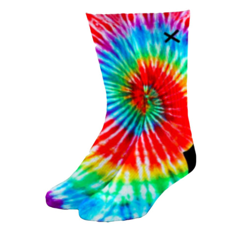 Odd Sox Tied n Dyed Mens