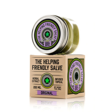 The Helping Friendly Herbal Extract Topical - 200mg