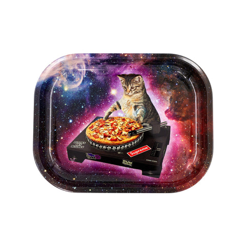 V Syndicate Pussy Vinyl Metal Rolling Tray