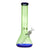 2 Tone Hazy Beaker - 14in