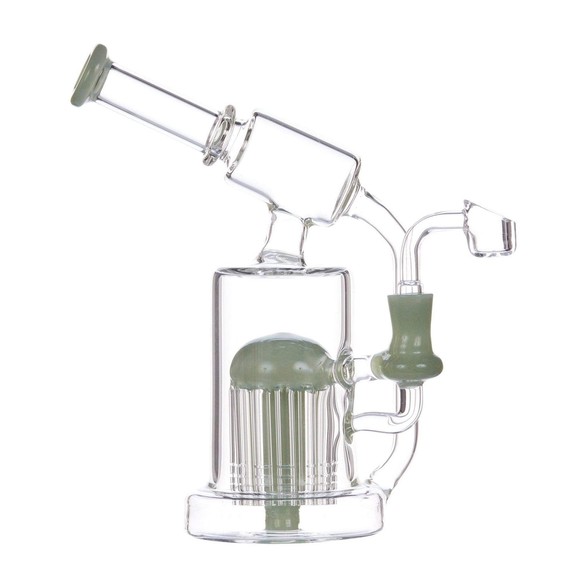 All Torched Dab Rig - 9""