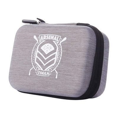 Functional arsenal tools zip up pipe case smoking device accessory storage cool design and handy