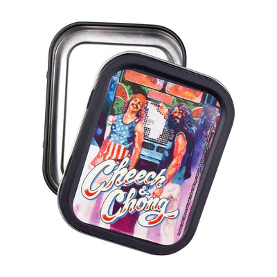 Cheech and Chong Rectangular StashBox