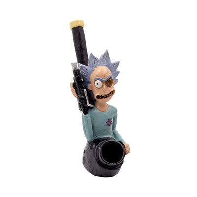 Pipe Clay Character Pipe - 5in Rick