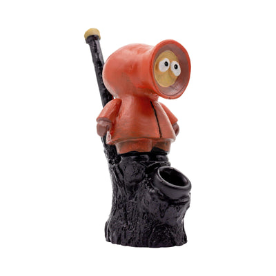 Pipe Clay Character Pipe - 5in Kenny