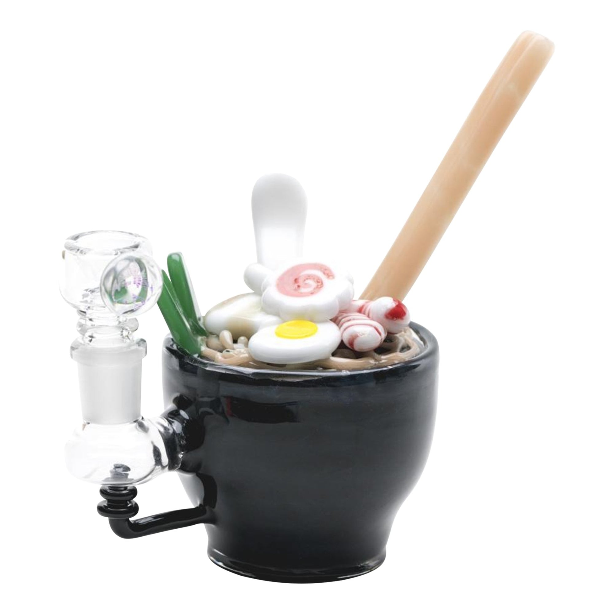Empire Glassworks Ramen Bowl Mini Rig - 6in