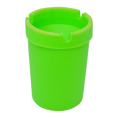 Glow In The Dark Cup Ashtray Green