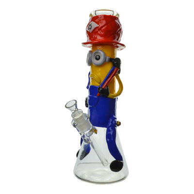Minion Beaker Bong - 13.5in