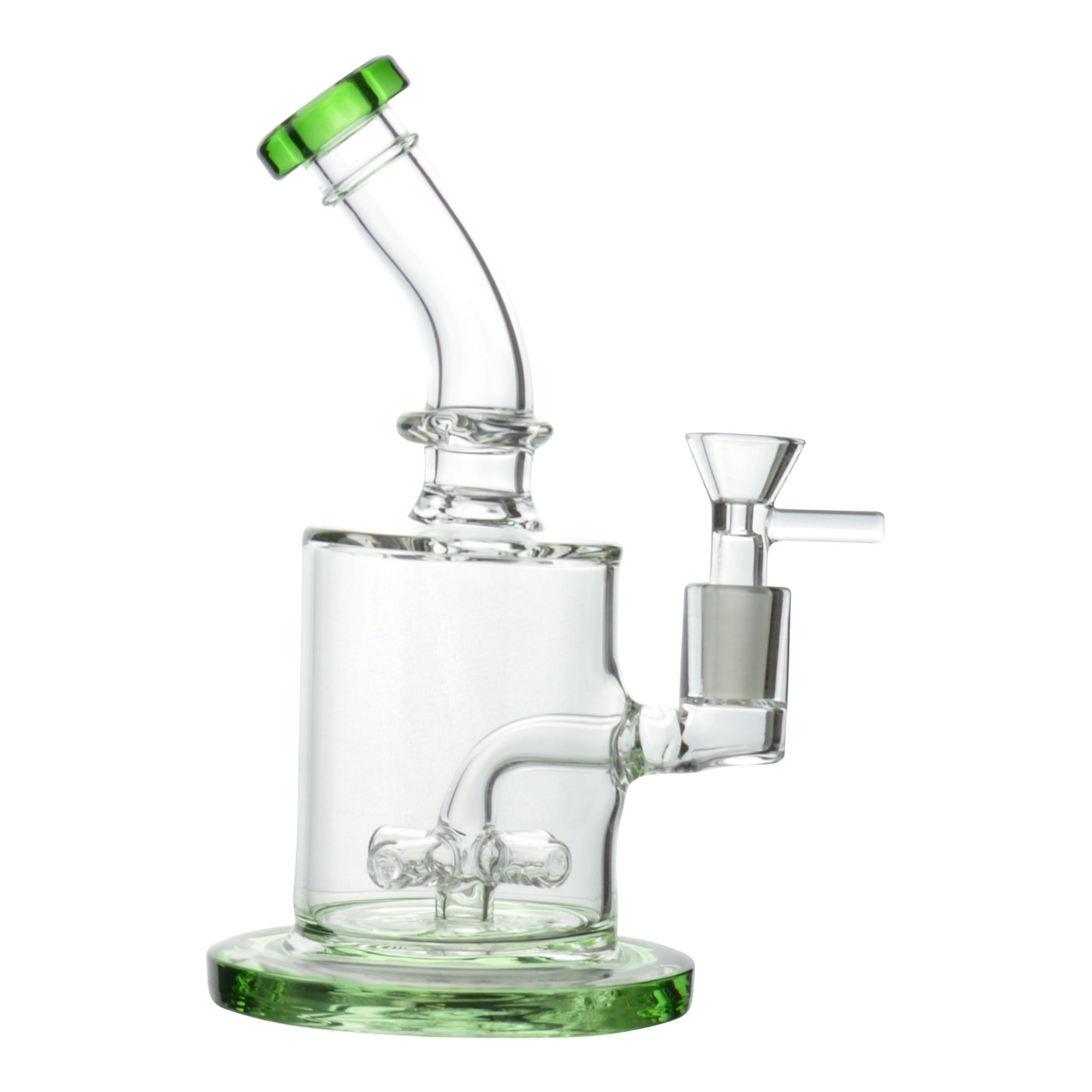 Nano Inline Percolator Bong - 8in