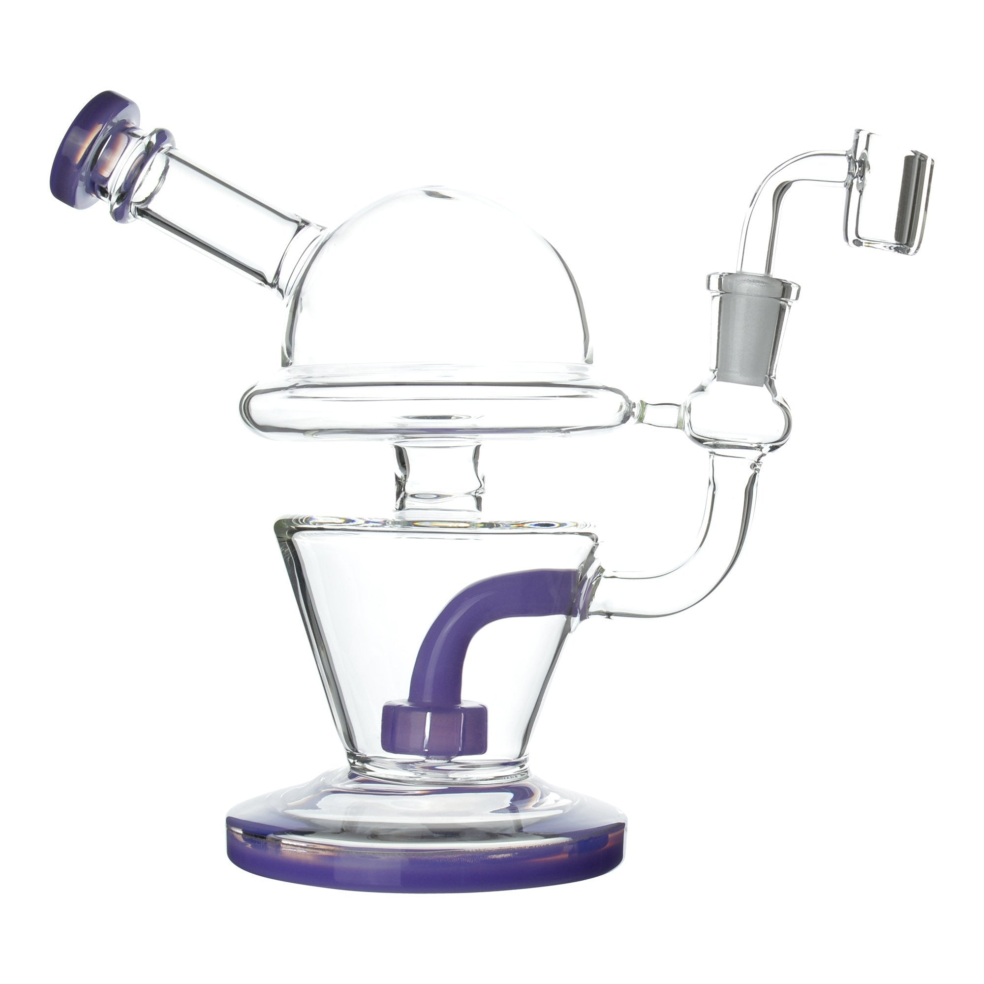 Snow Cone Dab Rig - 7in