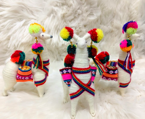 Inspired Peru - Fiesta Llama - The Desert Paintbrush