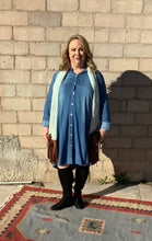 Denim Dress - The Desert Paintbrush