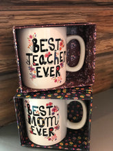 Boxed Mug Gift - The Desert Paintbrush