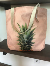 Pineapple Crown Tote - The Desert Paintbrush