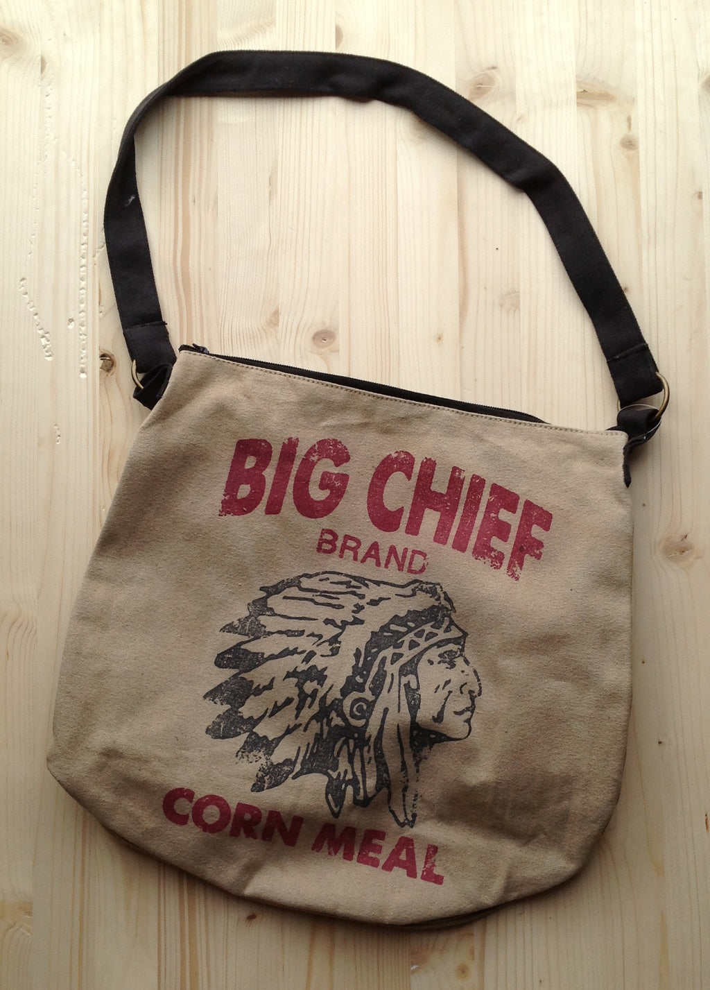 """Big Chief"" Tote - The Desert Paintbrush"