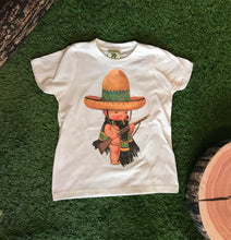 Acme Baby Co. - Mexican Soldier Organic Children's T-Shirt - The Desert Paintbrush