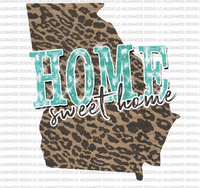 Georgia- Home Sweet home