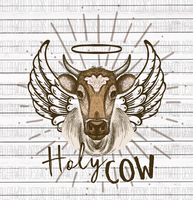Holy Cow- No Flowers